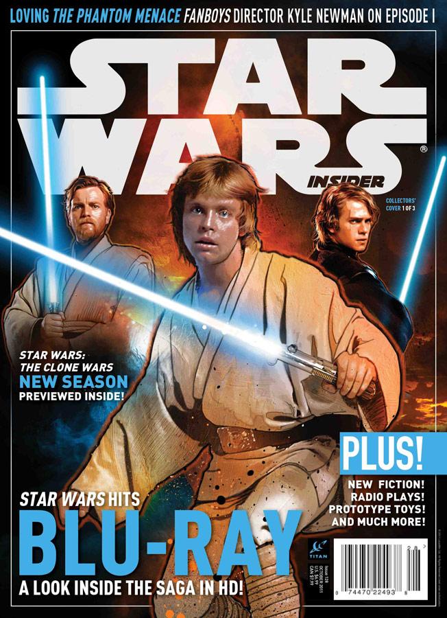 Star Wars Insider 128
