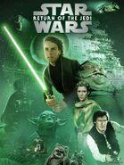 Star Wars Episode VI Return of the Jedi 2019 release cover