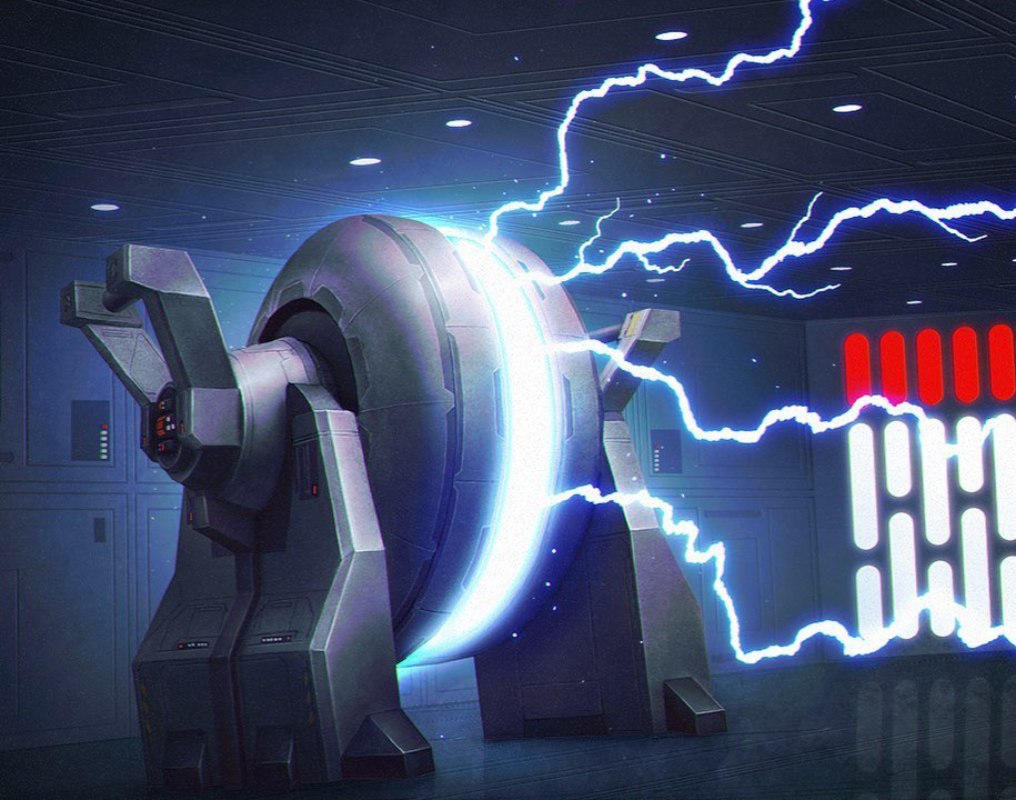 Arc Pulse Generator