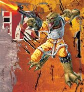 Bossk Unleashed