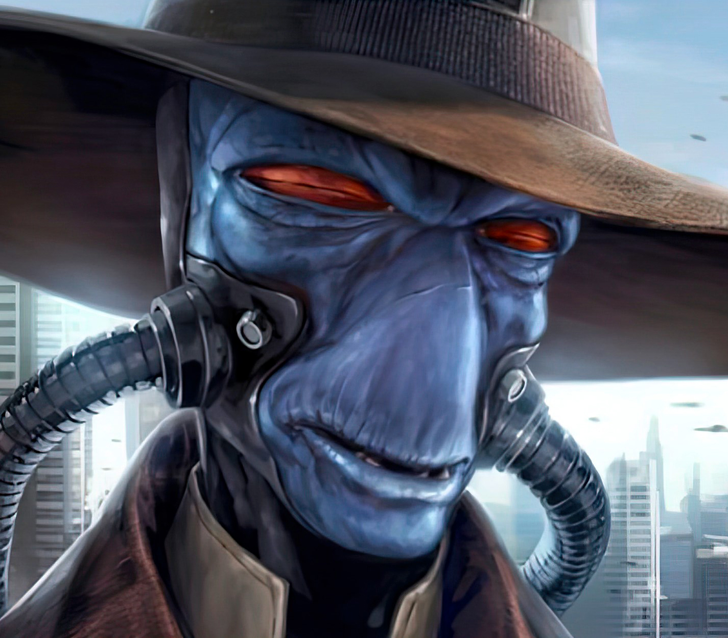 Cad Bane/Legends