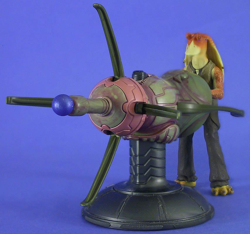 Gungan assault cannon