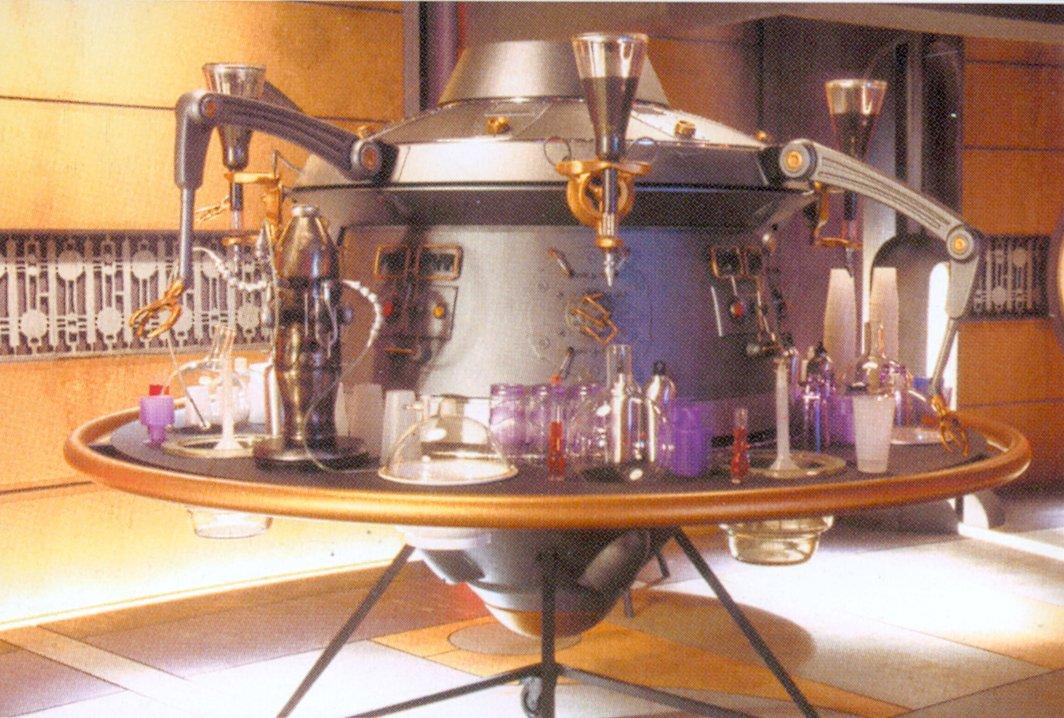MixRMastR Robo-Bartender