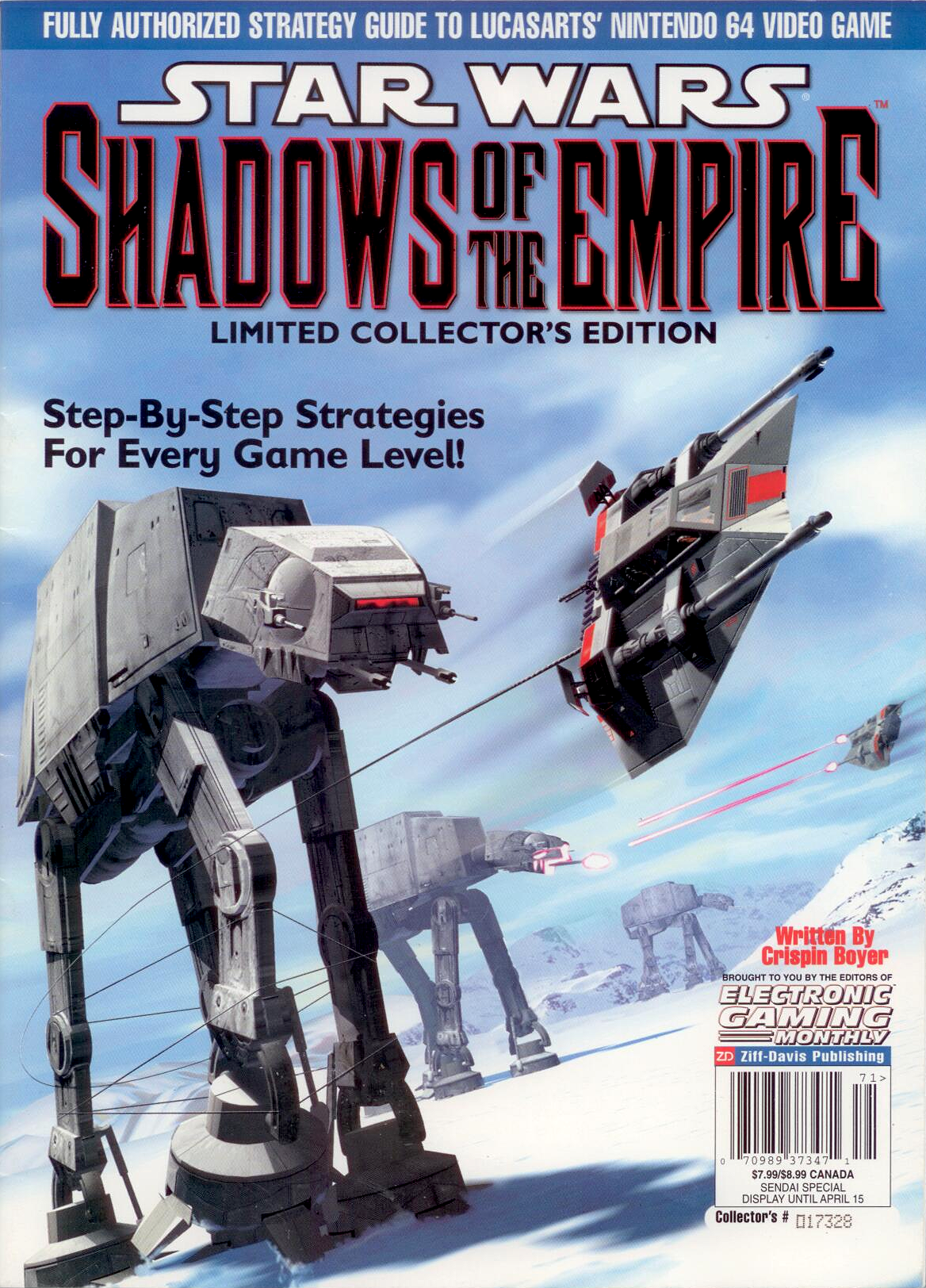 Star Wars: Shadows of the Empire Limited Collector's Edition