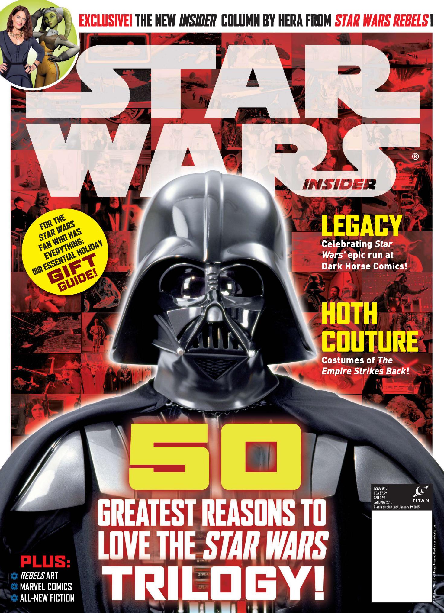 Star Wars Insider 154