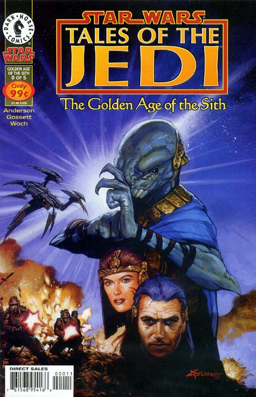 スター・ウォーズ:ジェダイ物語 シスの黄金時代