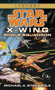 X-Wing Rogue Squadron Legends cover
