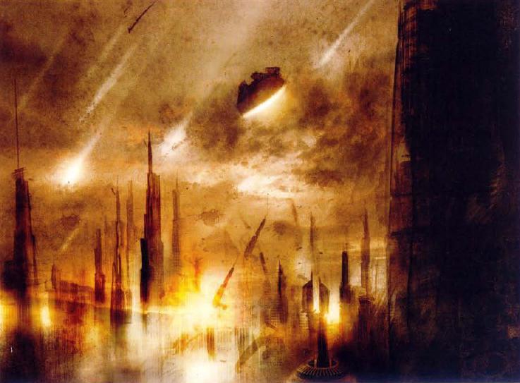 Battaglia di Coruscant (Guerra degli Yuuzhan Vong)