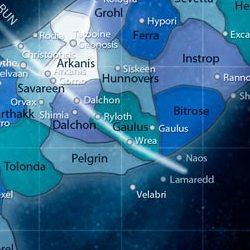 Gaulus sector/Legends