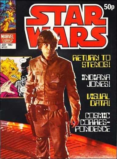 Star Wars Monthly 171
