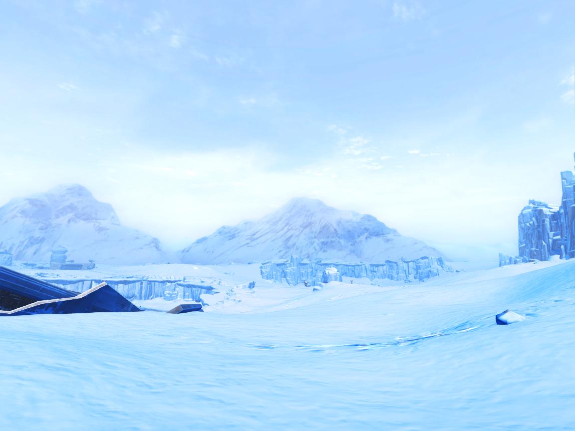 Snowstone Turning