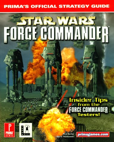 Force Commander: Prima's Official Strategy Guide