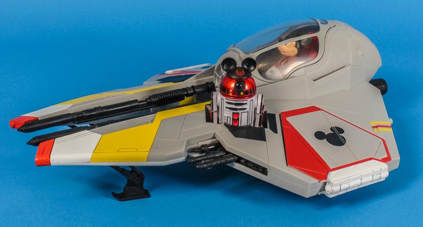 Jedi Mickey's Starfighter