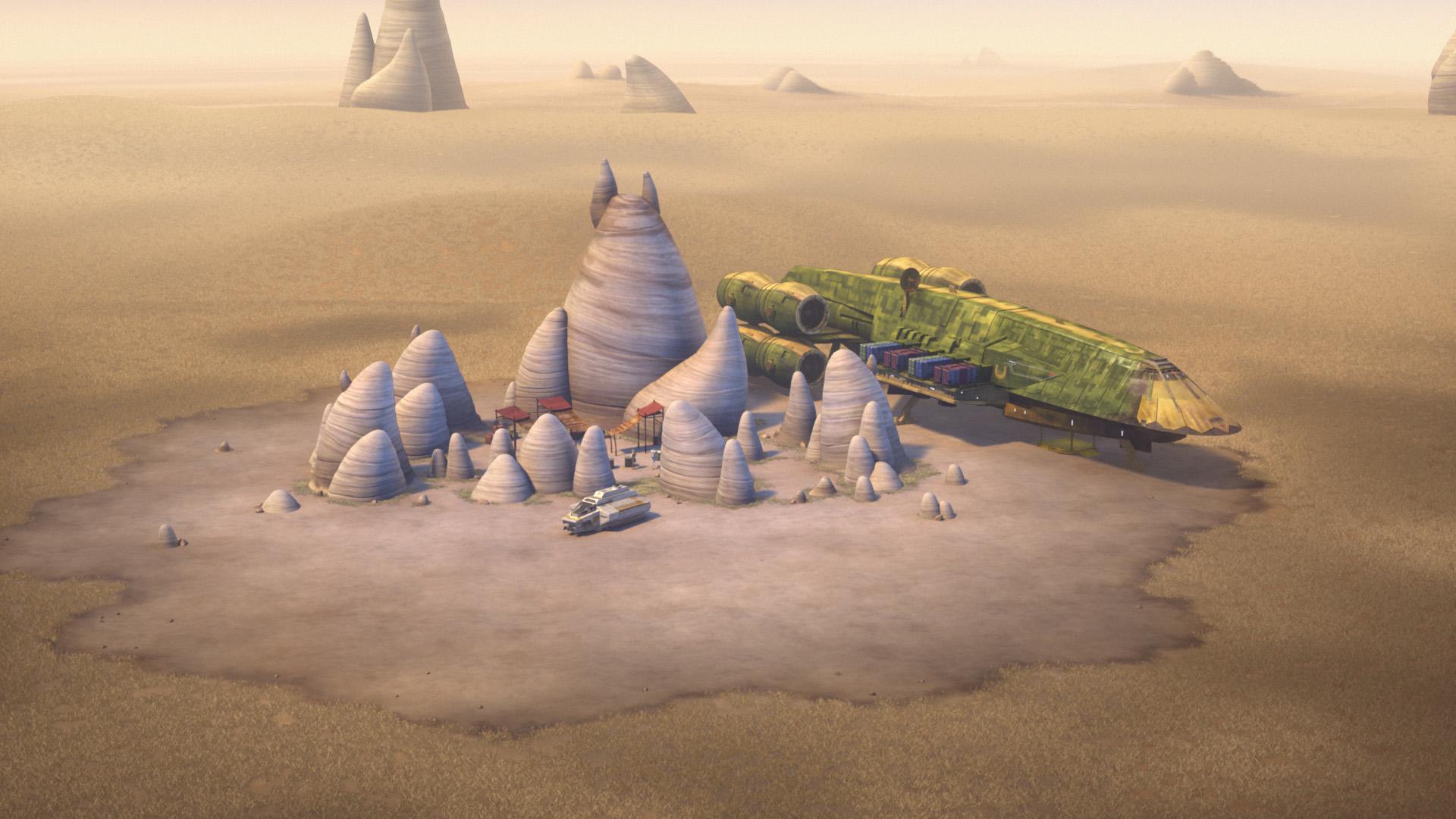Ryder's camp