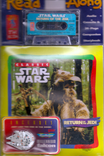 Classic Star Wars: Return of the Jedi (book-and-tape)