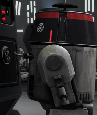 """C1-10p Droid /""""chopper/"""" de star wars /""""Rebels/"""" serie saga Legends de Hasbro"""