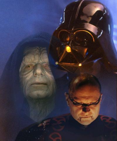 Dark side of the Force/Legends