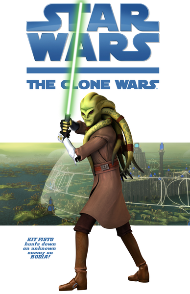 Clone Wars Webcomic: Hunting the Hunters (Part 2)