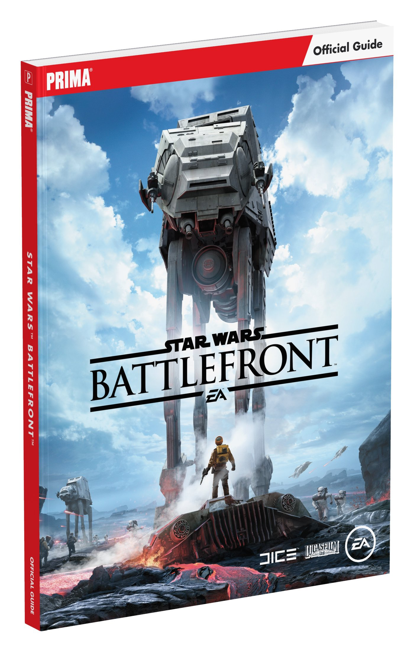 Star Wars Battlefront Strategy Guide
