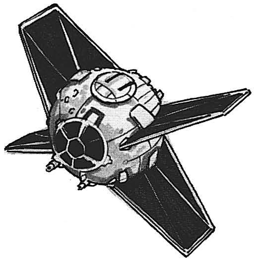 TIE/rpt starfighter