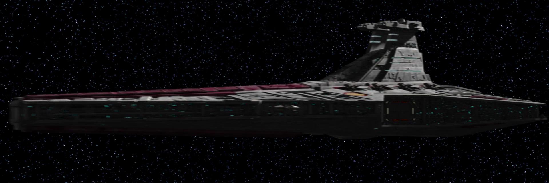 Adi Gallia's flagship