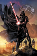 Darth Vader Annual 2 textless cover