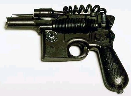 Model 44 Blaster Pistol