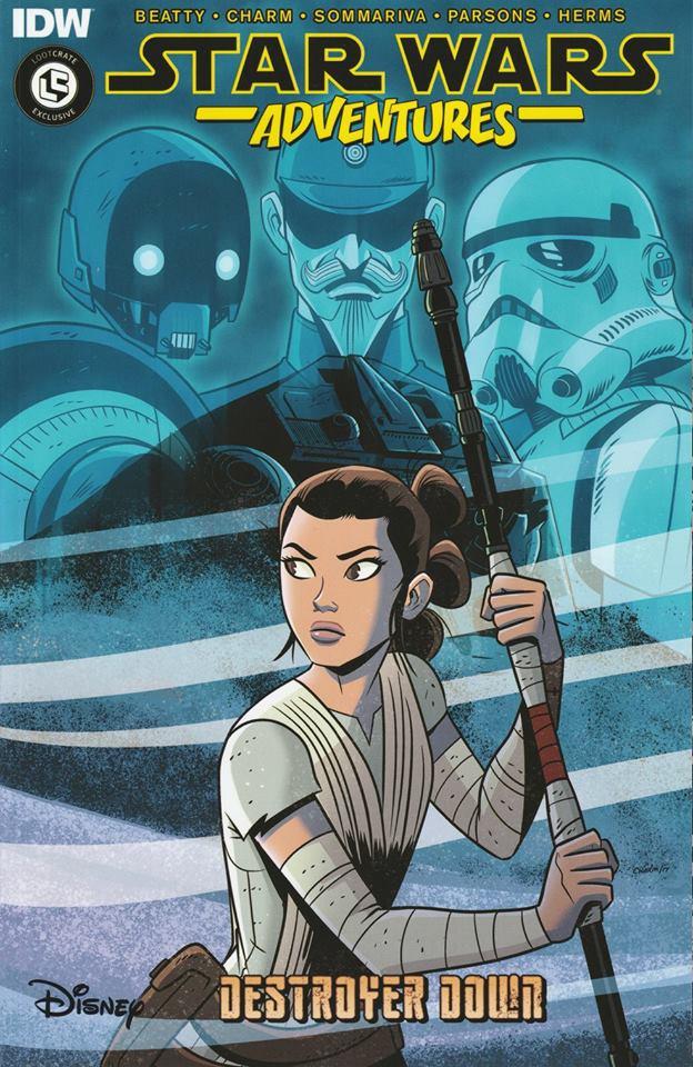 Star Wars Adventures: Destroyer Down (miniseries)