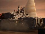 """TX-225 GAVr """"Occupier"""" combat assault tank"""
