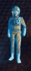 Unidentified Rebel Pilot (Advisor)