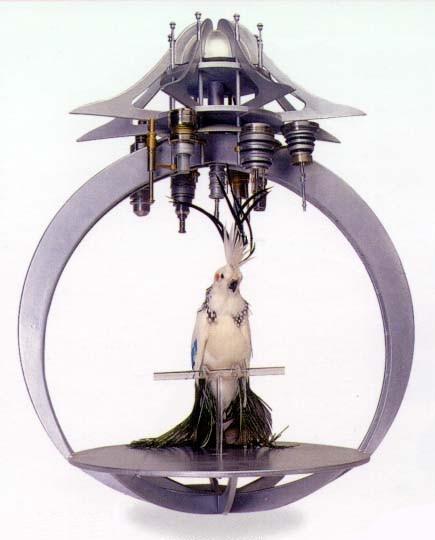 Neimoidian pylat bird