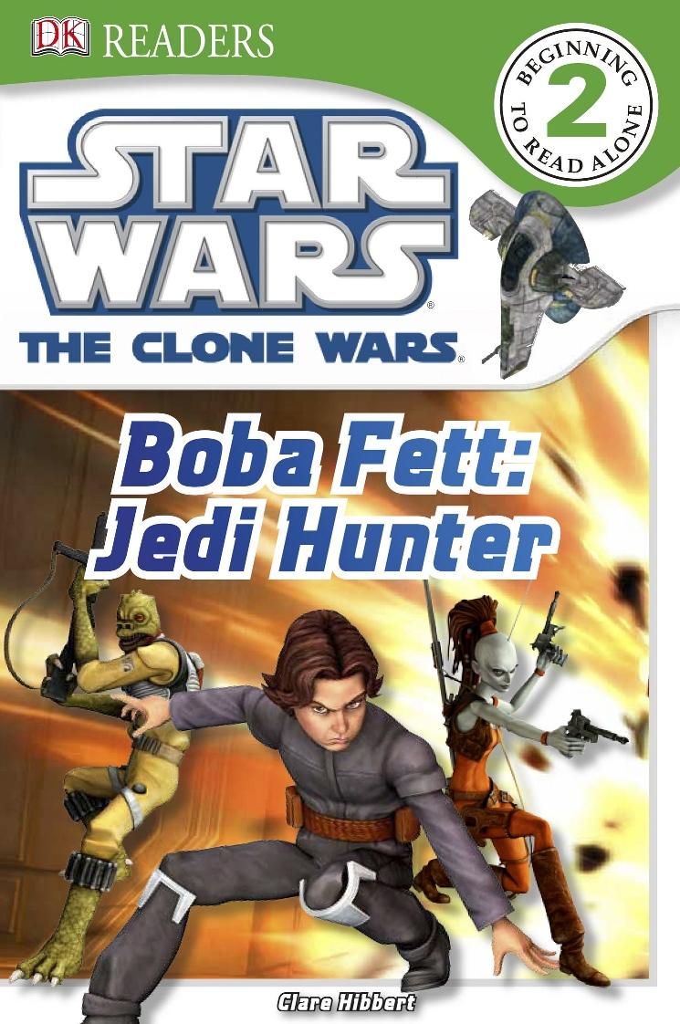 The Clone Wars: Boba Fett: Jedi Hunter