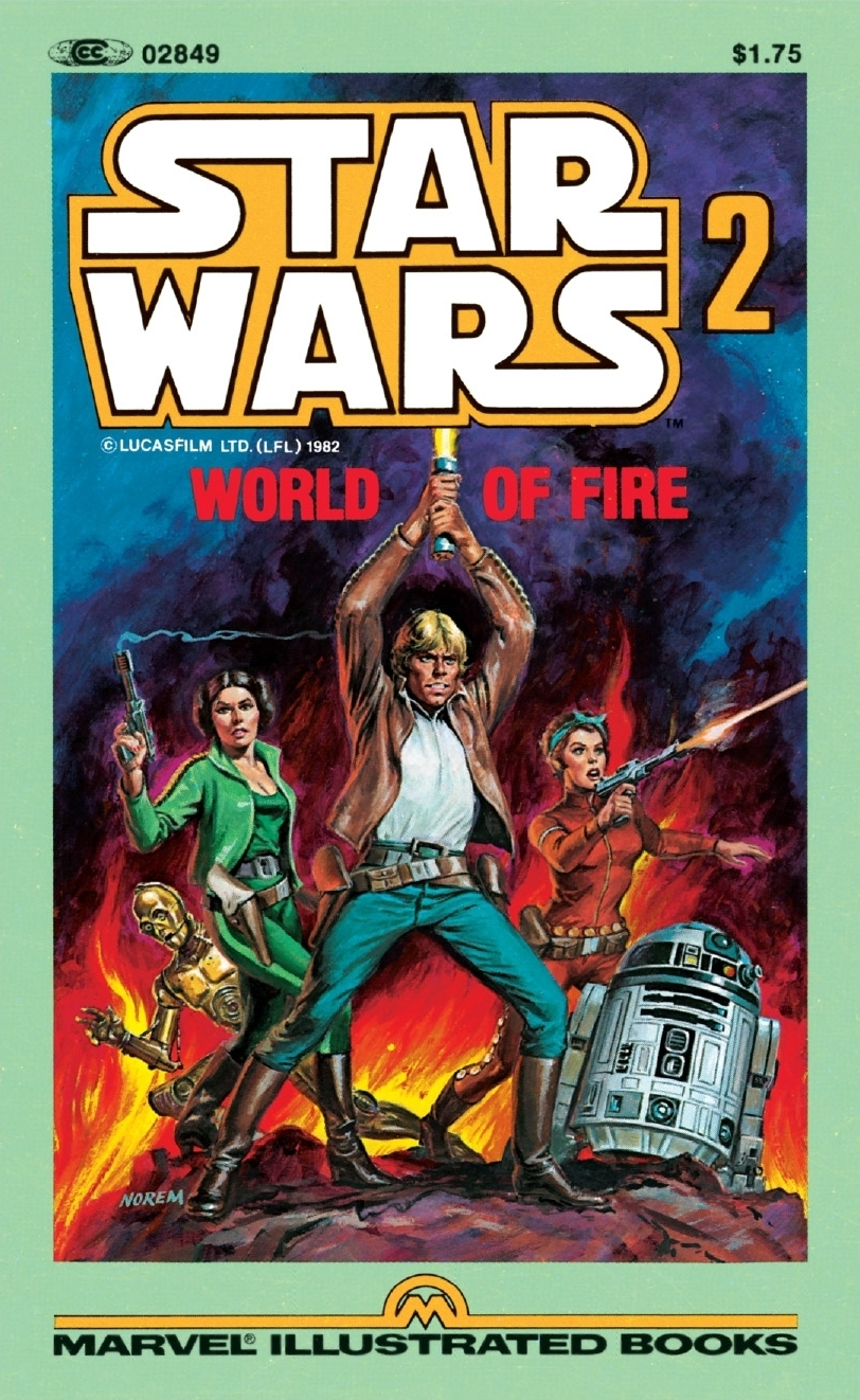 Star Wars 2: World of Fire
