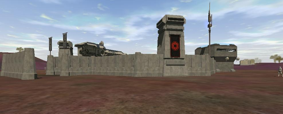 Imperial Outpost (Dantooine)