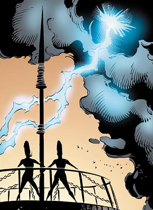 Ion storm/Legends