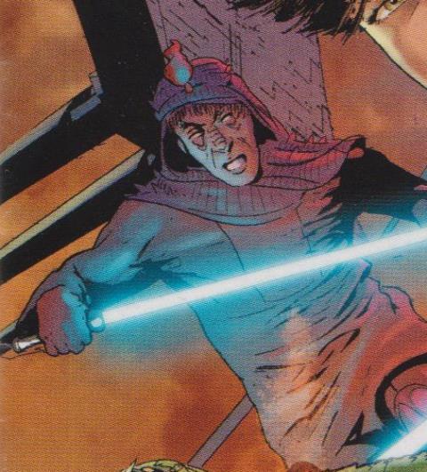 Unidentified Koorivar Jedi