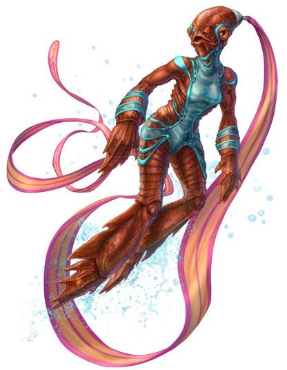 Mon Calamari/Legends