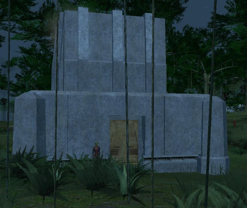 Mauler Bunker