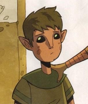 Unidentified alien boy (Vyndal)