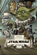 William Shakespeare's Star Wars Trilogy