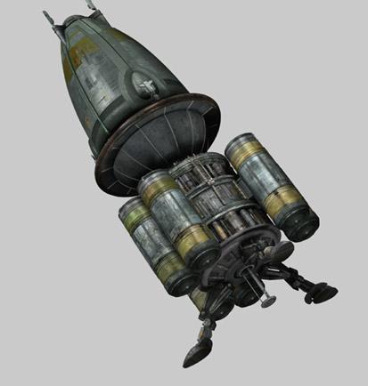 Hardcell-class Interstellar Transport