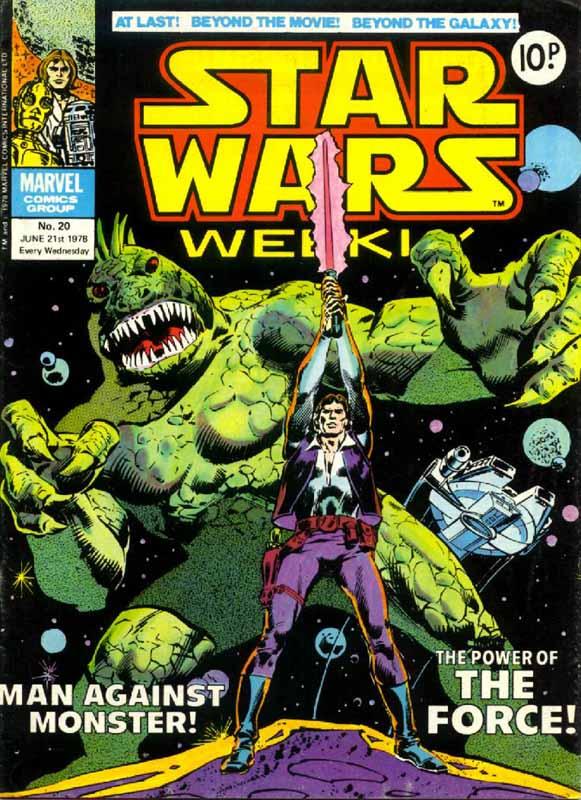 Star Wars Weekly 20
