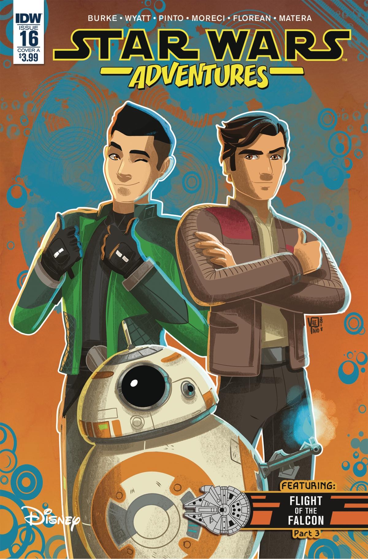 Star Wars Adventures 16