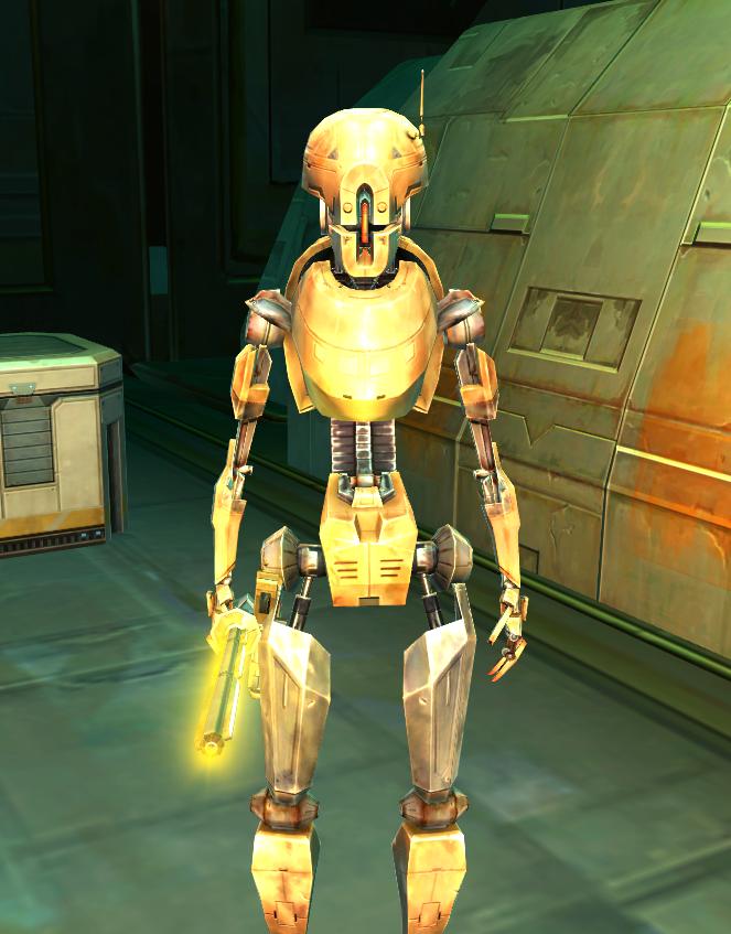 Slave Droid SD-9
