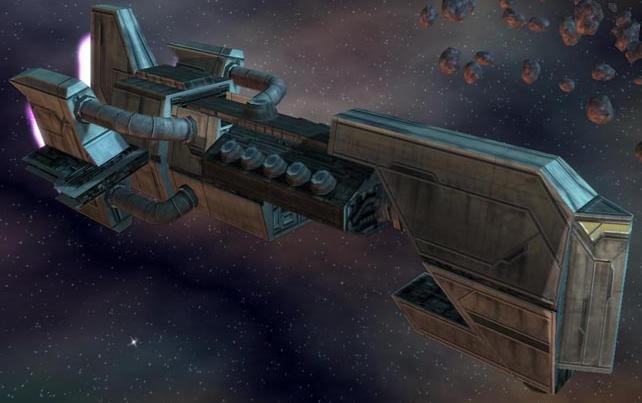 Crusader-class corvette