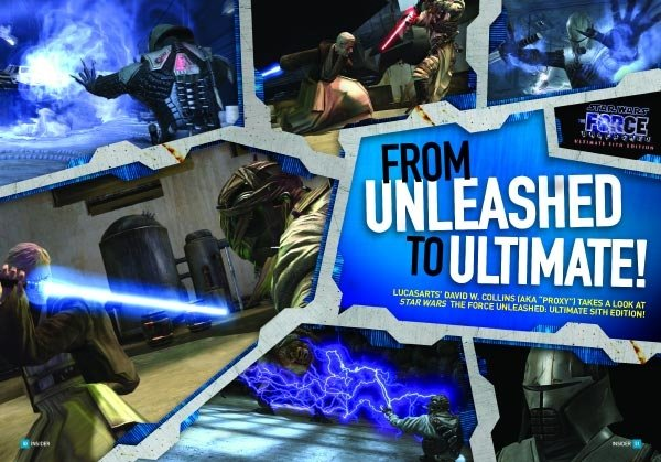 From Unleashed to Ultimate