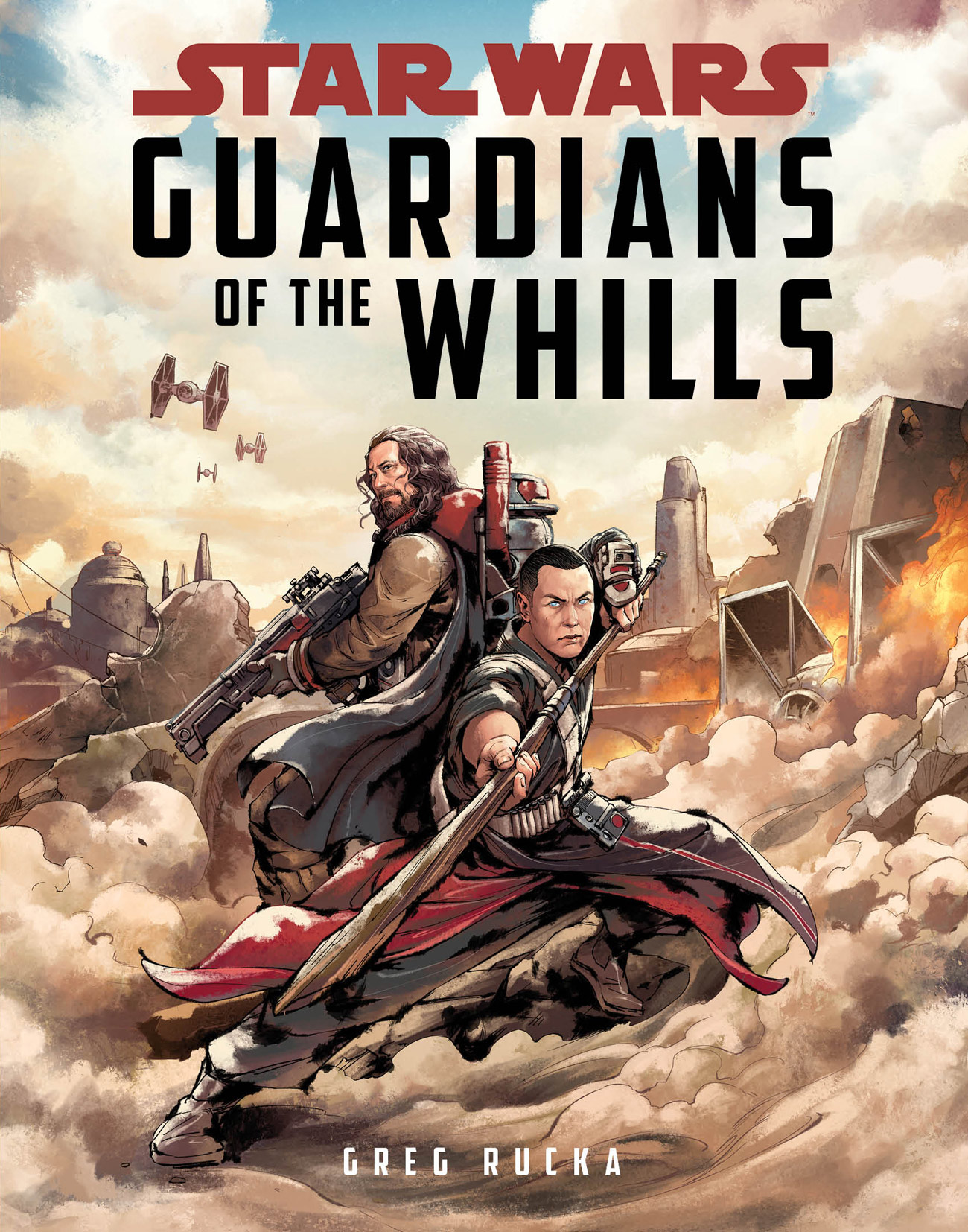 Guardians of the Whills (novel)