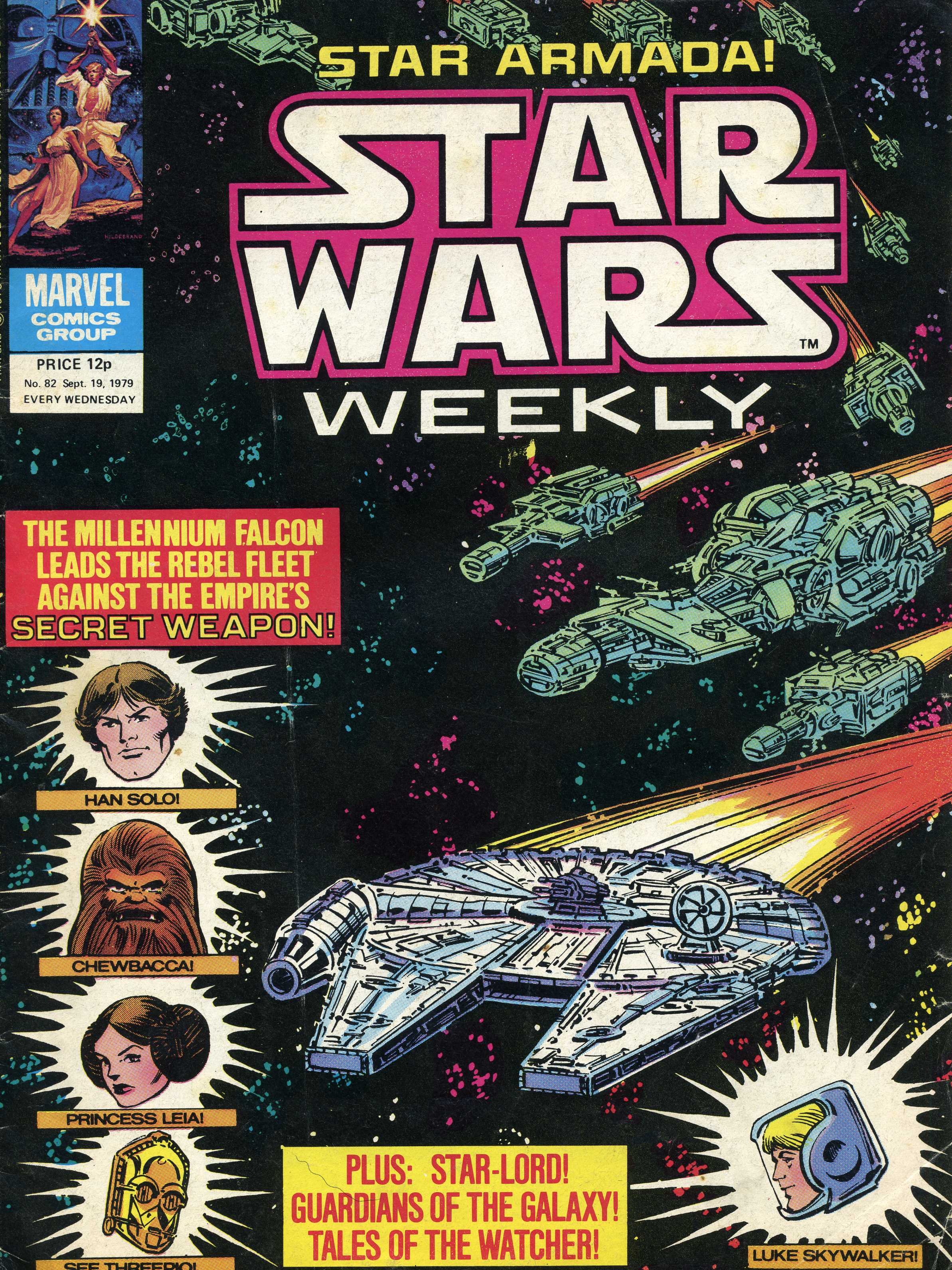 Star Wars Weekly 82