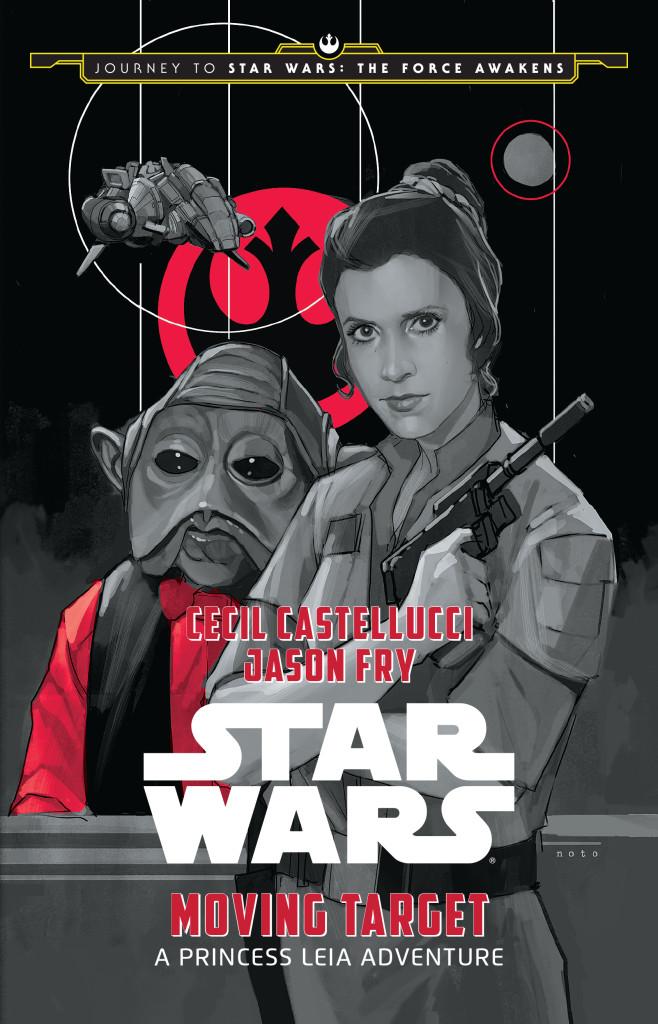 Moving Target: A Princess Leia Adventure