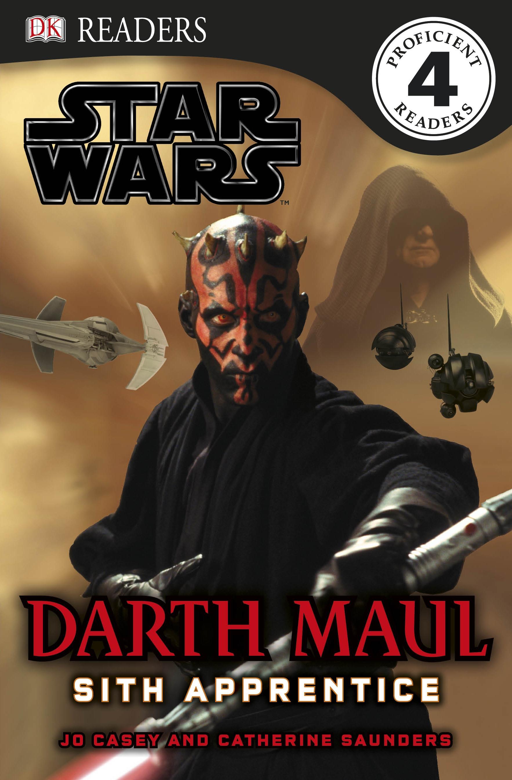 Star Wars: Darth Maul, Sith Apprentice
